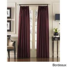 Pinch Pleated Sheer Draperies Sheer Pinch Pleated Drapes