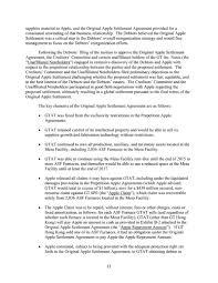 10 Vendor Non Compete Agreement Exhibit991amendeddisclos