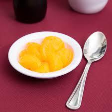 carlisle 4353202 dallas ware 3 5 oz white fruit bowl 48 case