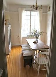 Narrow Dining Room Tables This Isn U0027t Usually My Decor Style But I U0027m Actually Really Loving