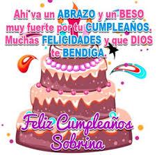 imagenes bellas de cumpleaños para mi sobrina bonitas imagenes de cumpleaños sobrina para facebook imagenes de