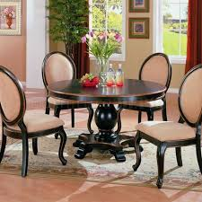 Best Round Kitchen Table Sets Ideas On Pinterest Corner Nook - Dining room sets round