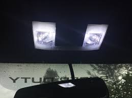 Led Strip Lights For Car Interior by 2008 2016 Ford Super Duty Led Interior Lighting Package
