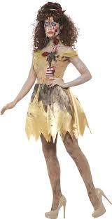 Zombie Princess Halloween Costume Zombie Princess Tinkerbell Belle Frozen Fancy Dress Dark Fairy