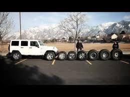 jeep wrangler jk tires teraflex tech choosing tires for your jk