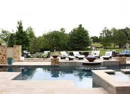 a staycation worthy backyard escape kirkendall design