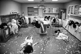 Black And White Drama by Photos Of The Drama Of Womanhood Broadly