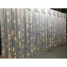 wedding backdrop uk 6mx3m warm white wedding backdrop led lights for sale