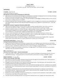 resume template example mccombs download standart easy regarding