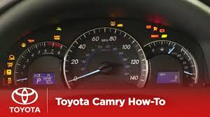 toyota car warning lights meanings 2014 5 camry how to dashboard warning lights toyota youtube