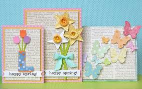 spring greeting cards homemade card ideas to make hubpages