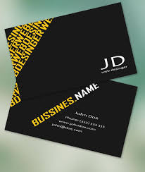 Greatest Business Cards 43 Best Free Business Card Templates Jayce O Yesta