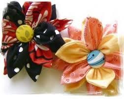 Fabric Flowers Make Fabric Flowers