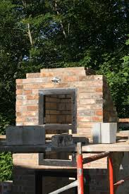 Outdoor Brick Fireplace Grill by Smoker Smoker Compete How To And Pizza Oven In Brick Diy Outdoor