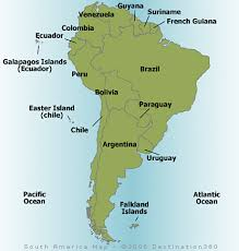 america map mountains south america map map of south america maps