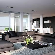 Laminated Wooden Floors Glass Walls Laminated Wooden Flooring Grey Living Room Furniture