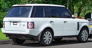 land rover 2007 2007 land rover range rover 3 generation facelift off road