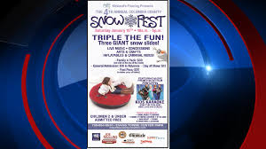 4th annual columbia county snow fest