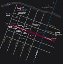 map las vegas and grand downtown las vegas casino map fremont experience