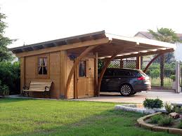 tettoia auto legno carport ceccarelli legname