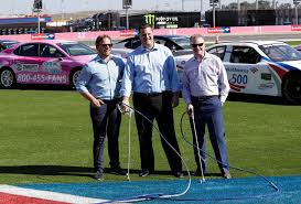 trading places in the round of 12 official site of nascar