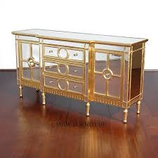 modern glass buffet cabinet eclectic modern elegance credenza cabinet 6ft eclectic mirrored