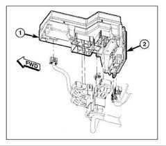 solved location of ac compressor relay on 2010 dodge fixya