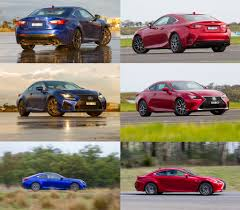 lexus rcf lexus rc350 vs lexus rc f practical motoring