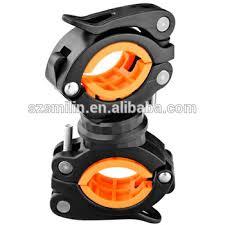 universal bike bicycle led light flashlight torch lamp mount clamp