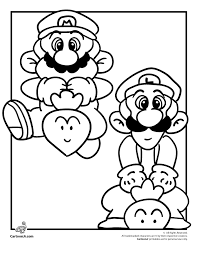 printable mario coloring pages http www cartoonjr com mario coloring pages mario luigi coloring