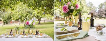 Beer Garden Tables by English Beer Garden Table Setting Ae Creative