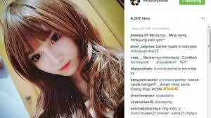 cara membuat akun instagram resmi seperti artis perkenalkan billa barbie bekasi lagi ngehits di instagram