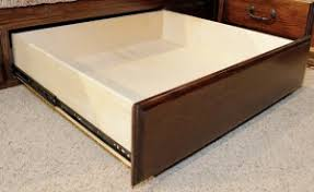 Drawer Pedestal Can I Use My Adjustable Bed With A Drawer Pedestal