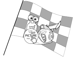 turbo coloring pages for kids free printable coloing 4kids com