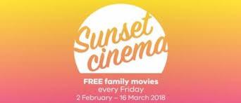 Sunset Cinema Botanic Gardens The Sunset Cinema Brisbane Mums