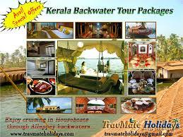 kerala house boat tour packages through kerala backwaters travmate