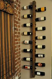 wine rack hanging wine glass holder plans vertical wall wine