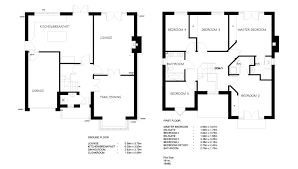 simple house floor plans with measurements home design 93 exciting simple house floor planss