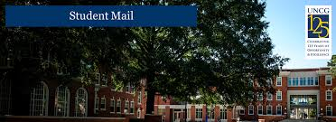 sending mail to uncg spartan mail