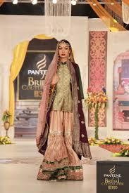 kuki concepts bridal dress in sharara style trendy mods com
