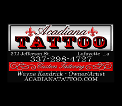 acadiana tattoo 15 photos piercing 302 jefferson blvd