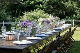wedding table rentals table bench chair rentals olympic farm style events
