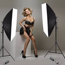 Led Photography Lights Continuous Light Kit