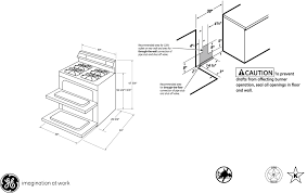 ge monogram oven manual download ge general electric double oven pgb995setss user u0027s manual