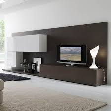 Contemporary Wall Units Tween Wall Unit Entertainment Centers
