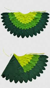 green bird wings kids parrot wing cape fancy costumes and bird