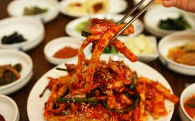 cuisiner le calamar recette ojingeo bokkeum calamars piquants à la coréenne économique