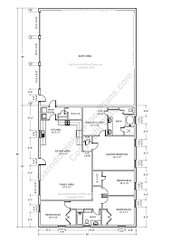 Floor Plans For Pole Barn Homes by Barndominium Floor Plans And Texas Besides Duplex Home Plans And