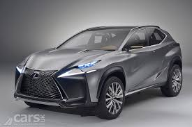 lexus dealership uk lexus lf nx concept pictures cars uk