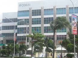 sm mall of asia floor plan the podium wikipedia